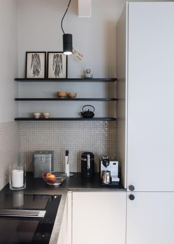 Kulmakatu keittiö