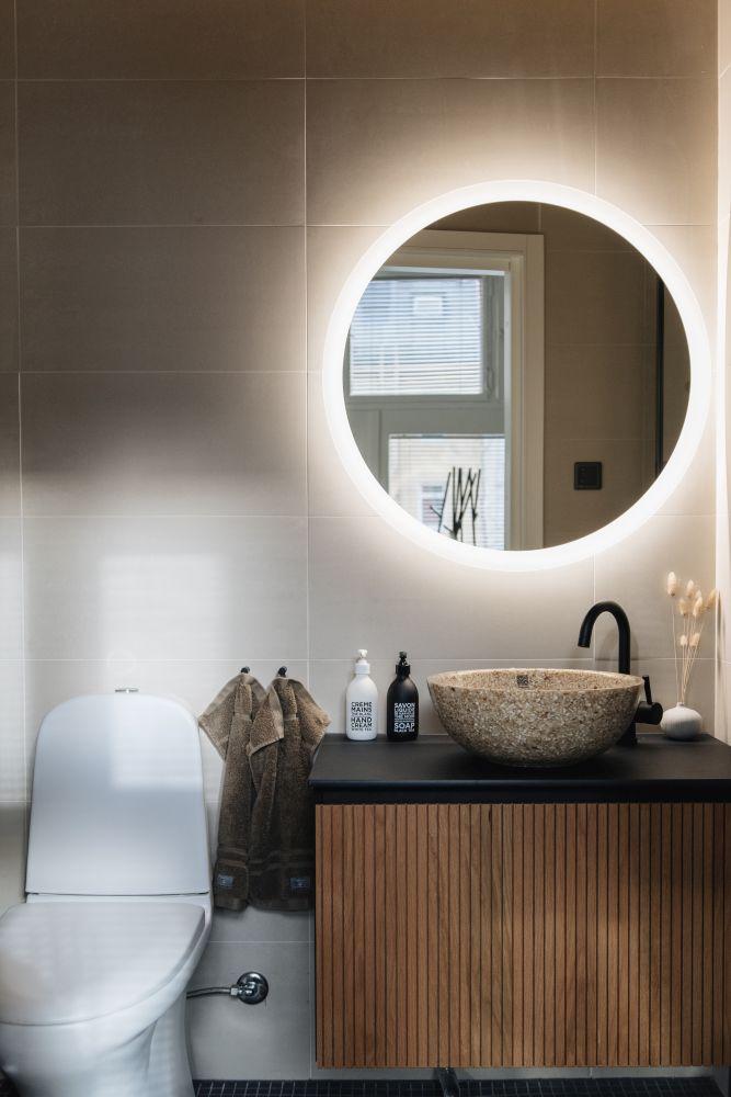 Kulmakatu kylpyhuone
